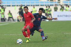 Video bàn thắng U23 Thái Lan 4-0 U23 Indonesia