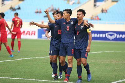 Vùi dập U23 Indonesia, U23 Thái Lan phô diễn sức mạnh
