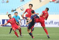 Trực tiếp U23 Thái Lan vs U23 Brunei: Chờ cơn mưa bàn thắng