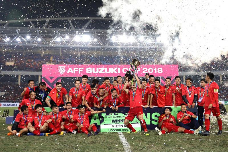 Báo Indo: 'Bóng đá Việt Nam là tấm gương cho Indonesia'