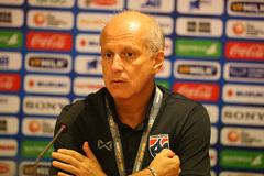 """HLV U23 Thái Lan: """"U23 Indonesia trả giá vì chủ quan"""""""