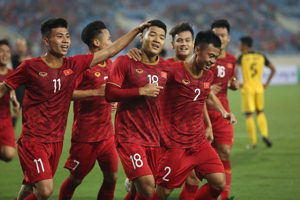 Video bàn thắng U23 Việt Nam 6-0 U23 Brunei