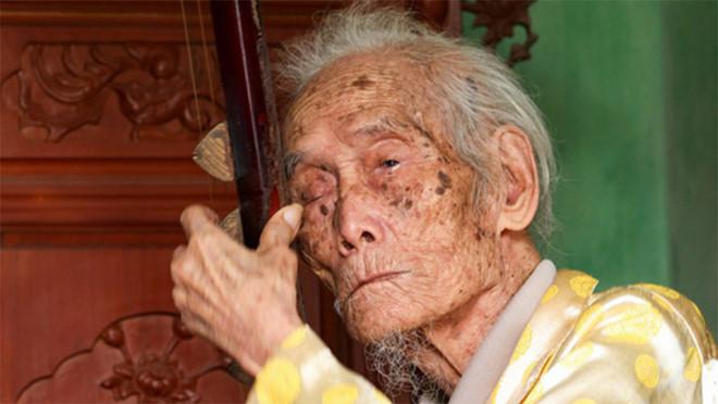Cụ Nguyễn Phú Đẹ qua đời ở tuổi 97 khi chưa kịp nhận danh hiệu Nghệ nhân nhân dân