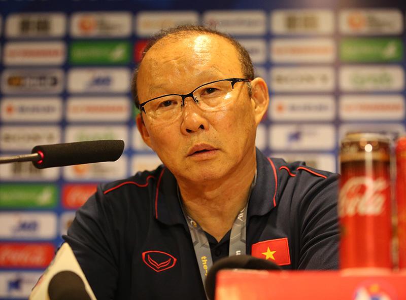 HLV Park Hang Seo: 'U23 Việt Nam chơi tất tay với Indonesia, Thái Lan'