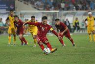 U23 Việt Nam 'đánh tennis' trận ra quân vòng loại U23 châu Á