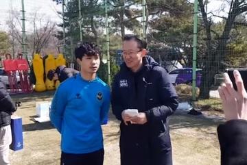 Công Phượng bắt cả đội Incheon United chờ vì điều khó tin