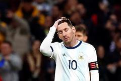 Argentina thua bẽ bàng trong ngày Messi tái xuất