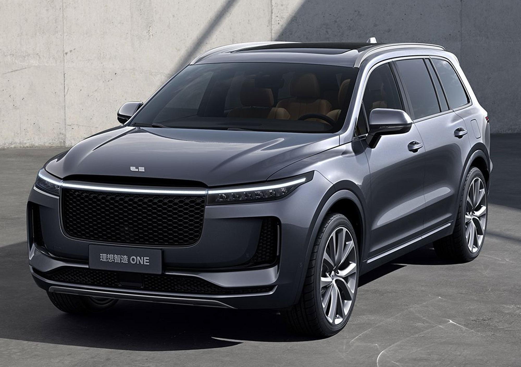 SUV tự lái Trung Quốc đẹp long lanh, giá chỉ 60.000 USD