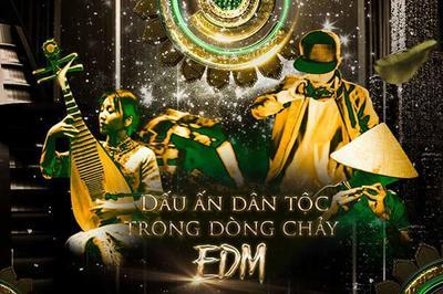 Sunspiration City Festival - EDM kết hợp yếu tố truyền thống