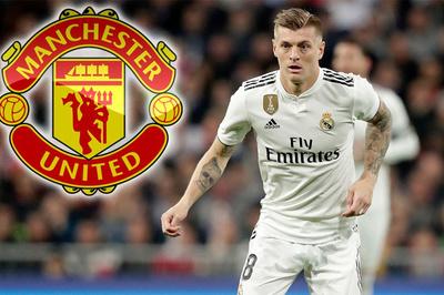 Vung 50 triệu bảng, MU mua được ngay Toni Kroos