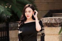 Hoa hậu Thu Hoàng thanh lịch trong bộ ảnh mới