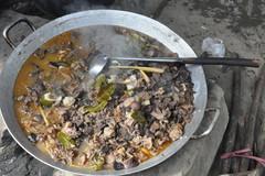Pa pỉnh tộp và các món ăn có tên gọi lạ lùng ở Việt Nam