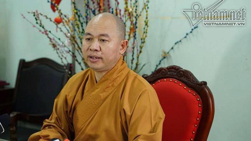 'Nộp 700 triệu cho chùa Ba Vàng, nếu không sẽ bị điên'