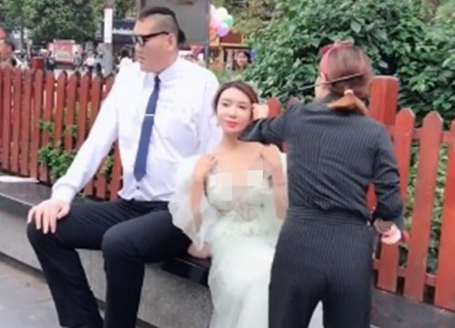 'Chị dâu Võ Tòng' đá đại ca xã hội đen, lăng xê bạn trai mới cao 2,8m