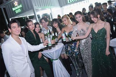 Bia cao cấp Heineken Silver ra mắt thị trường Việt Nam