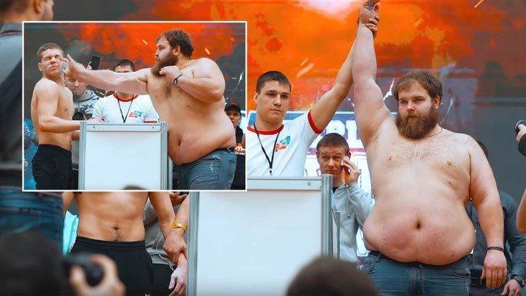 Nga,Siberia,cuộc thi lạ