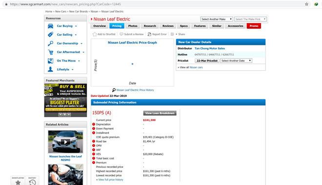 Singapore,thuế ô tô,giá ô tô