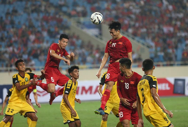 U23 Việt Nam,U23 Việt Nam vs U23 Indonesia,HLV Park Hang Seo,HLV Nguyễn Thành Vinh