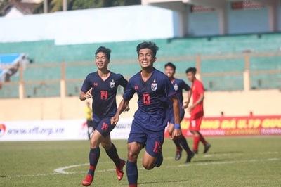 U19 Thái Lan gây bất ngờ khi đánh bại U19 Trung Quốc
