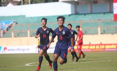 U19 Quốc tế 2019,U19 Thái Lan,U19 Trung Quốc
