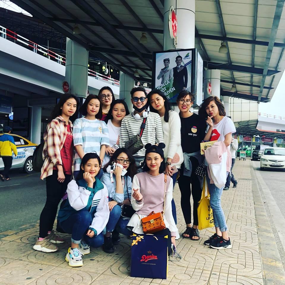 MC Nguyên Khang,H'Hen Niê,Hương Tràm,Ngọc Trinh,Hồng Vân