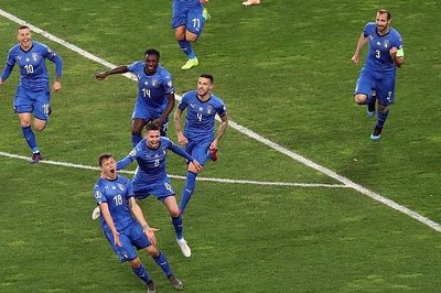 Italia khởi đầu như mơ ở vòng loại Euro 2020