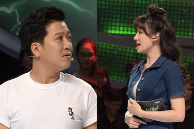 Hari Won, Trường Giang ăn ý khi tái ngộ ở 'Nhanh như chớp'