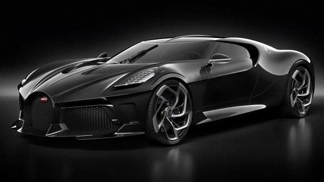Siêu xe gần 19 triệu USD của Bugatti hóa ra chỉ là xe mô hình!