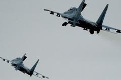 Máy bay Nga hai lần chặn oanh tạc cơ Mỹ trong vòng 24 giờ