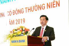 Nam A Bank sẽ tăng vốn lên 5.000 tỷ đồng