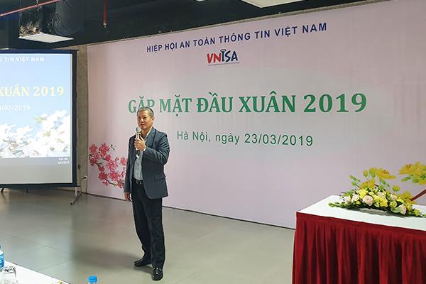 Việt Nam muốn xây dựng các doanh nghiệp giỏi về an toàn an ninh mạng