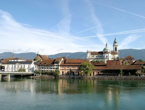 thị trấn,Thụy Sĩ,du lịch