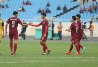 Trọng tài 'mờ mắt', U23 Thái Lan vùi dập U23 Brunei 8-0