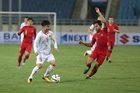 U23 Việt Nam 0-0 U23 Indonesia: Đình Trọng vào sân (H2)