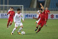 U23 Việt Nam 0-0 U23 Indonesia: Ép sân tìm bàn thắng (H2)