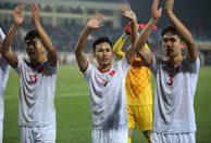 BXH các đội nhì bảng: U23 Việt Nam đứng áp chót