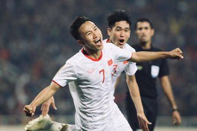 U23 Việt Nam đánh bại U23 Indonesia ở phút cuối