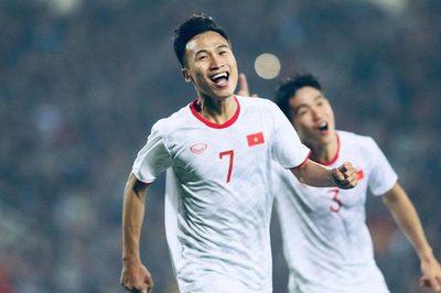 Video bàn thắng ở phút 94 của Triệu Việt Hưng cho U23 Việt Nam