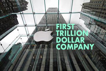 Apple vượt Microsoft thành công ty giàu nhất thế giới