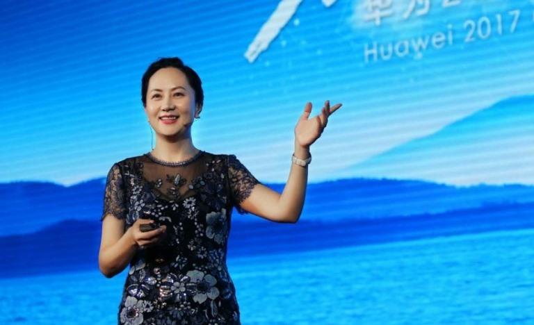 Giám đốc tài chính Huawei Mạnh Vãn Chu là fan cuồng Apple