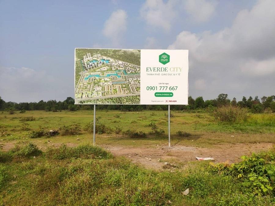 Dự án Everde City,Long An,bất động sản Long An