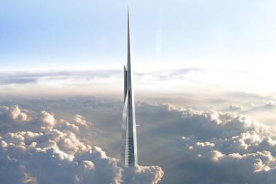 Tòa tháp 1.008 m, cao nhất thế giới sắp hoàn thành