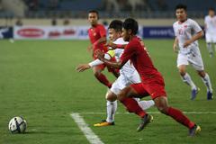 """BLV Quang Huy """"đặt cửa"""" U23 Việt Nam thắng Thái Lan 1-0"""