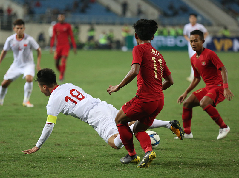 Mẩu giấy bí ẩn giúp U23 Việt Nam thắng Indonesia phút cuối