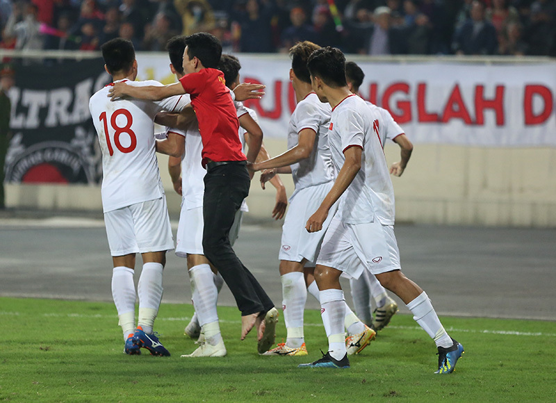 U23 Việt Nam,U23 Thái Lan,HLV Park Hang Seo,Quang Hải