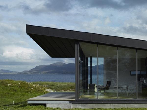 10 ngôi nhà tối giản ấn tượng khắp thế giới