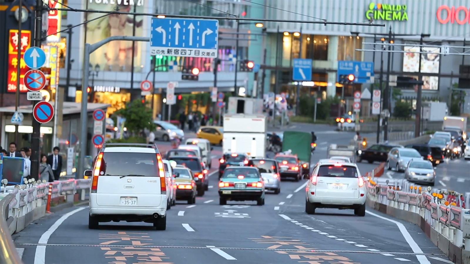 Người Nhật,mua ô tô,mua xe