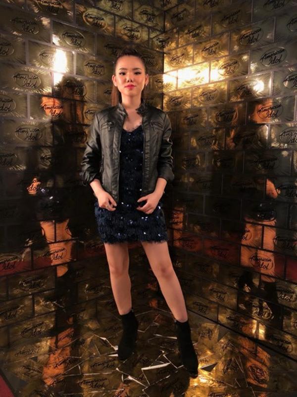 Bị chê 'hát như hét' Minh Như vẫn vào Top 40 American Idol