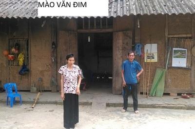 Gia đình anh Mào Văn Định - Lai Châu