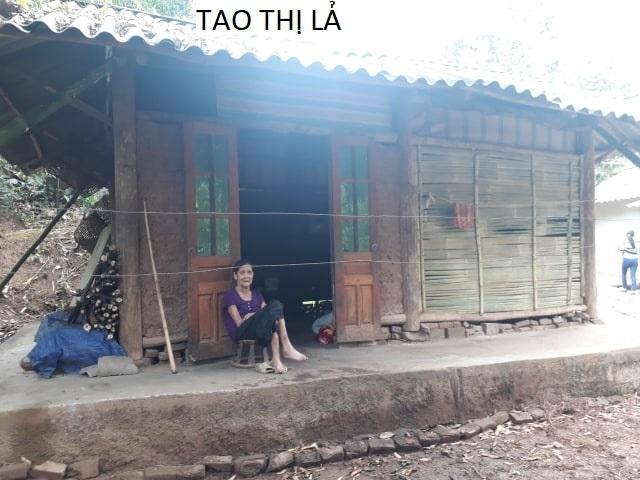 Gia đình bà Tao Thị Lả - Lai Châu